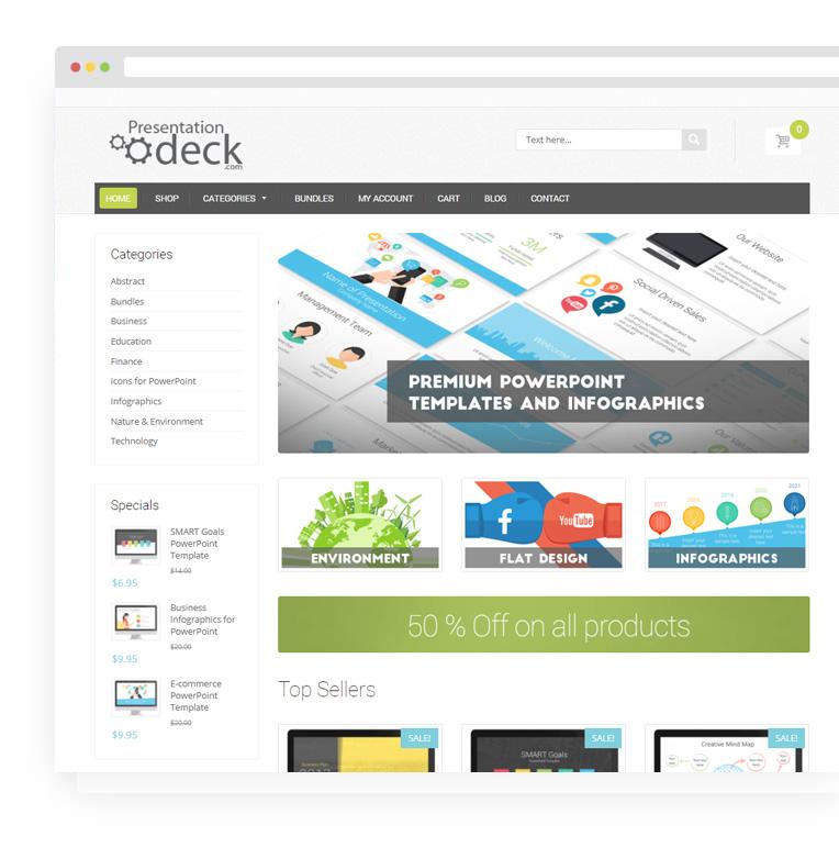 presentationdeck-site-web